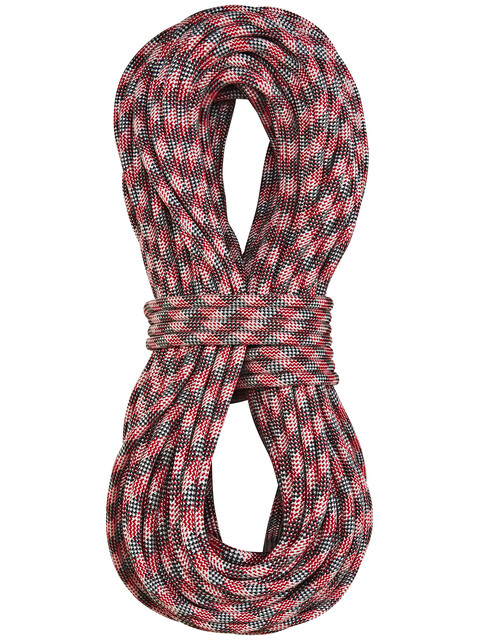 Edelrid Cobra Rope 10,3mm 70m red-snow